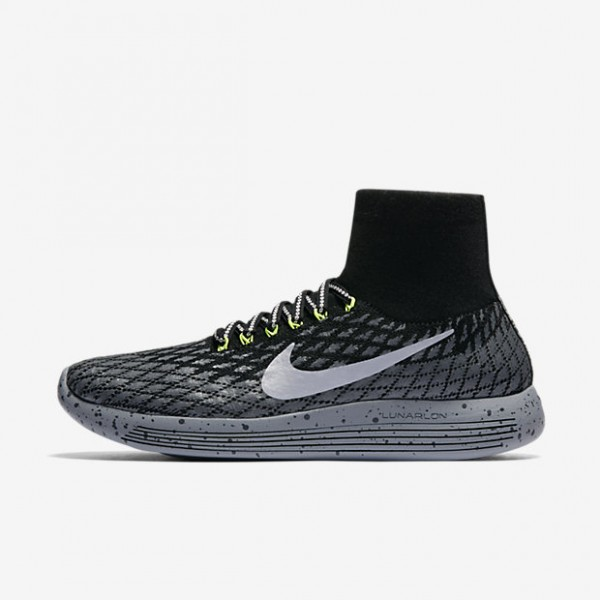 Nike Lunarepic Flyknit Shield Laufschuhe Damen Sch...