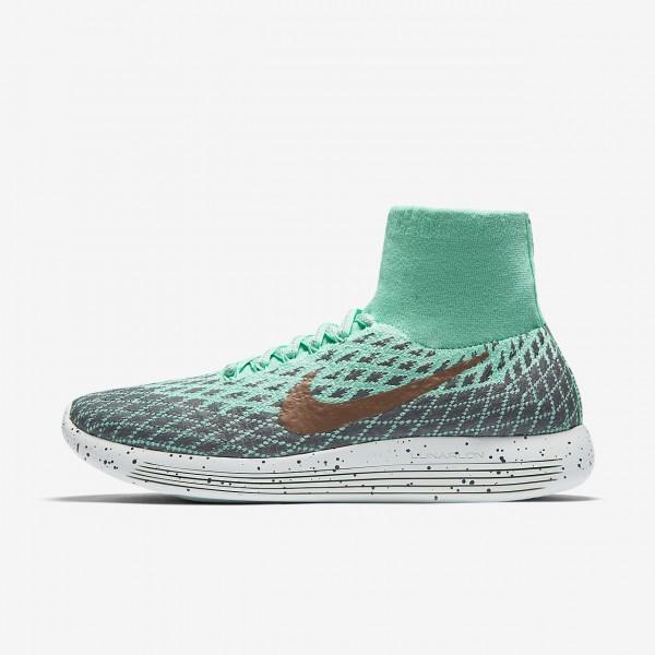 Nike Lunarepic Flyknit Shield Laufschuhe Damen Gr�...