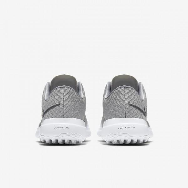 Nike Lunar Empress 2 Golfschuhe Damen Weiß Grau Schwarz 229-76463