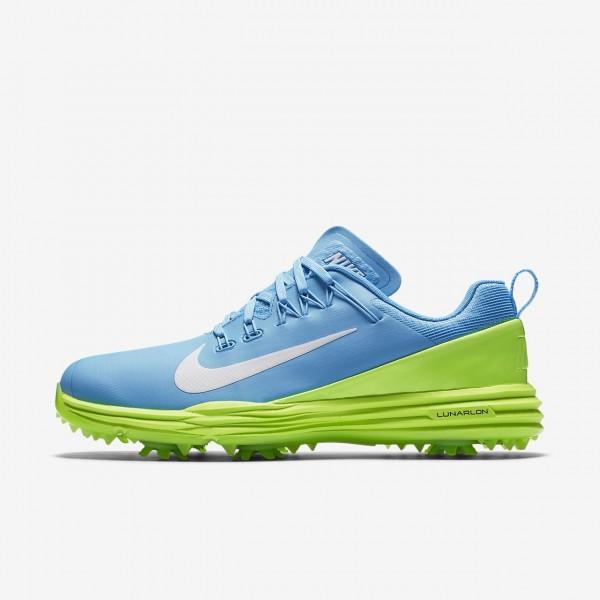 Nike Lunar Command 2 Golfschuhe Damen Blau Grün W...