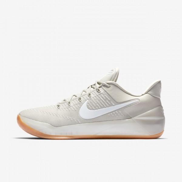 Nike Kobe Ad Basketballschuhe Damen Weiß Grau 832...