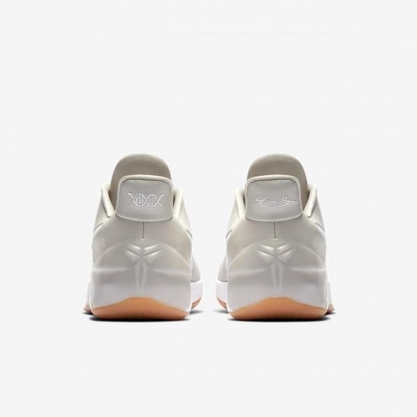Nike Kobe Ad Basketballschuhe Damen Weiß Grau 832-14875