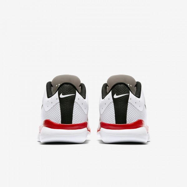 Nike Court Air Zoom Ultra Tennisschuhe Herren Weiß Rot Schwarz 456-95561