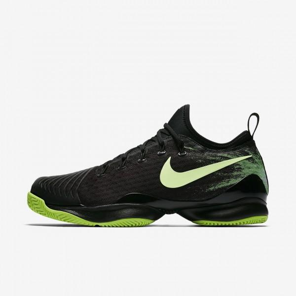 Nike Court Air Zoom Ultra Rct Hard Court Tennisschuhe Herren Schwarz Grün 562-88036