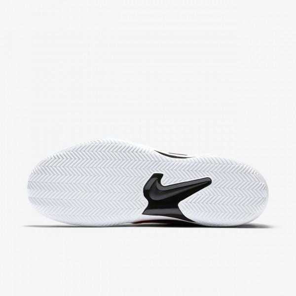 Nike Court Air Zoom Resistance Tennisschuhe Herren Rot Weiß Schwarz 417-76027