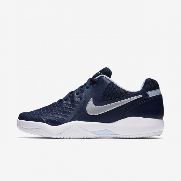 Nike Court Air Zoom Resistance Tennisschuhe Herren...