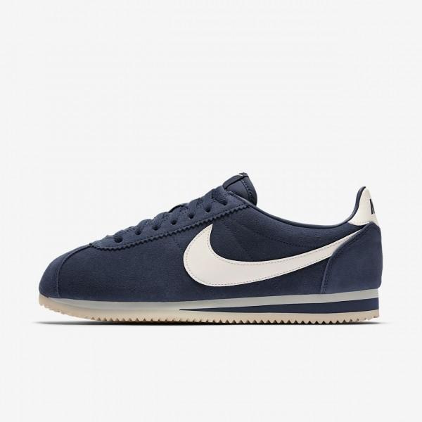 Nike Classic Cortez Se Freizeitschuhe Herren Navy ...