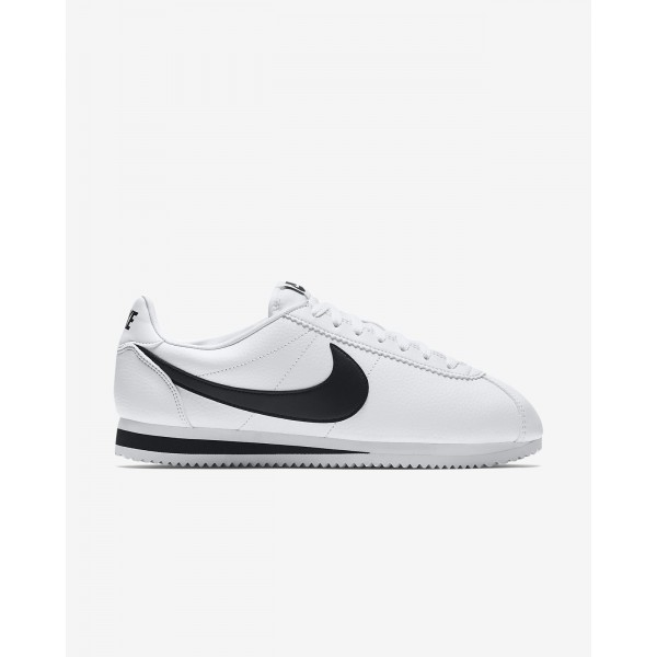 Nike Classic Cortez Freizeitschuhe Herren Weiß Sc...