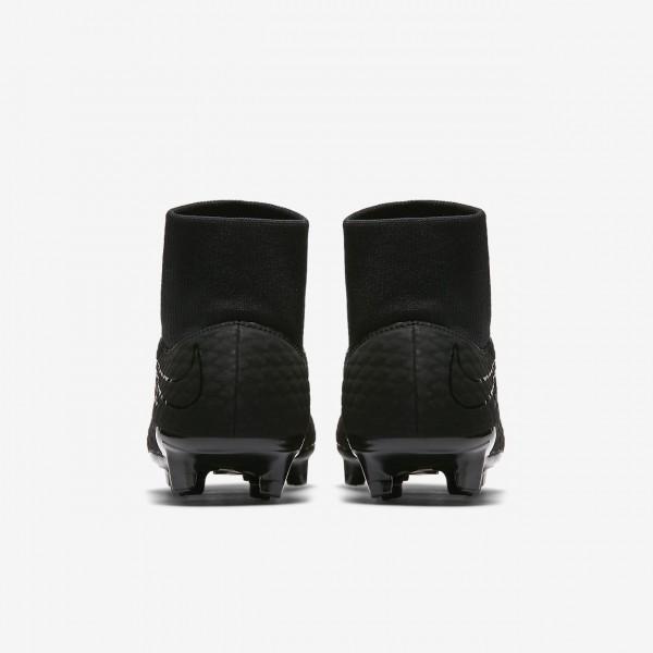 Nike Hypervenom Phelon III Dynamic Fit Fg Fußballschuhe Damen Schwarz 289-70567