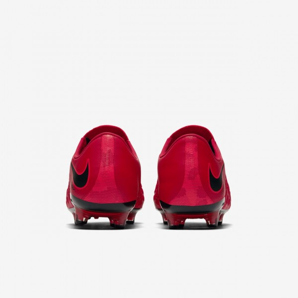 Nike Hypervenom Phantom 3 Ag-pro Fußballschuhe Damen Rot Schwarz 617-18900