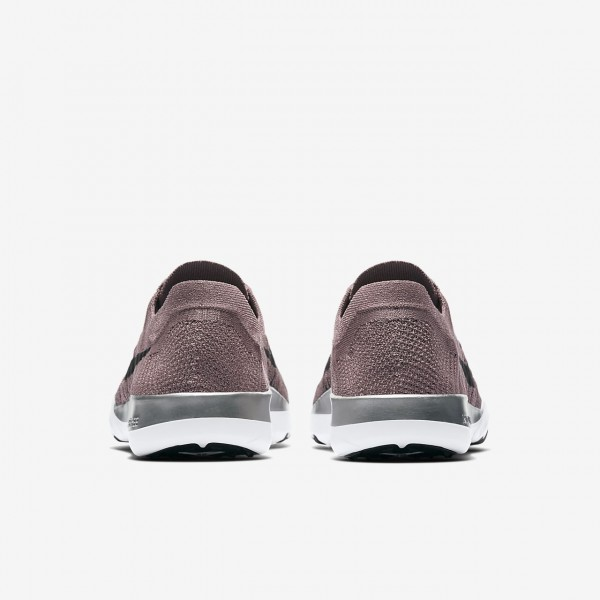 Nike Free Tr Flyknit 2 Chrome Blush Trainingsschuhe Damen Lila Grau Silber Schwarz 177-56925