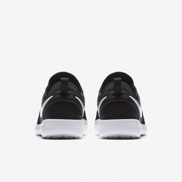 Nike Free Tr 7 Trainingsschuhe Damen Schwarz Weiß 967-22858