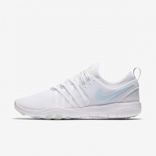 Nike Free Tr 7 Reflect Trainingsschuhe Damen Weiß...