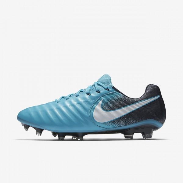 Nike Tiempo Legend Vii Fg Fußballschuhe Damen Bla...