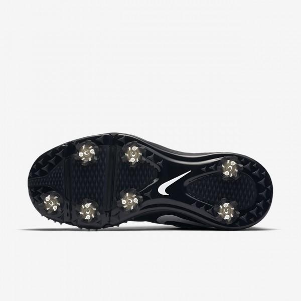 Nike Lunar Command 2 Golfschuhe Damen Schwarz Weiß 523-33026