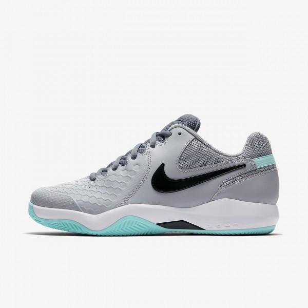 Nike Court Air Zoom Resistance Tennisschuhe Herren...