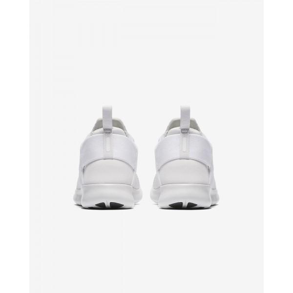 Nike Free Rn Commuter 2017 Laufschuhe Damen Grau Weiß 122-45720