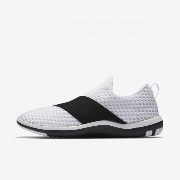 Nike Free Connect Trainingsschuhe Damen Weiß Schwarz 602-94415