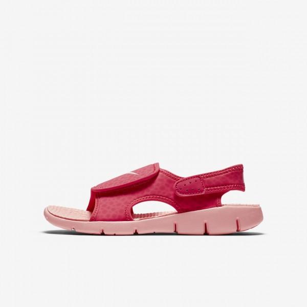 Nike Sunray Adjust 4 Outdoor Schuhe Jungen Pink Ro...