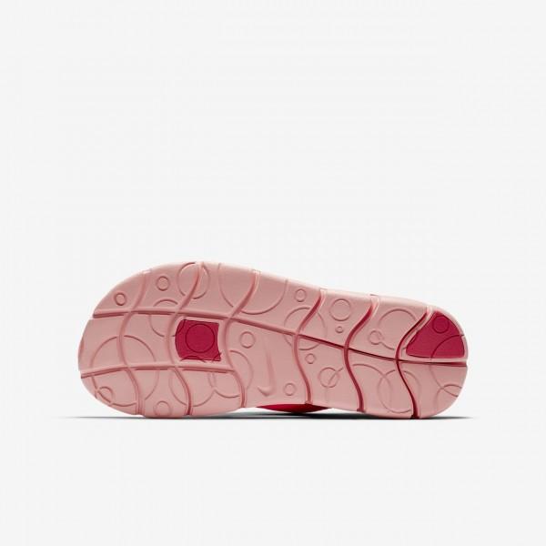 Nike Sunray Adjust 4 Outdoor Schuhe Jungen Pink Rosa 648-36522