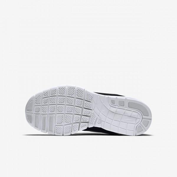 Nike Sb Stefan Janoski Max Skaterschuhe Jungen Schwarz Weiß 201-70001