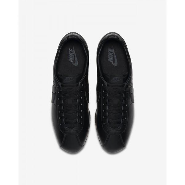 Nike Classic Cortez Freizeitschuhe Herren Schwarz 176-63033
