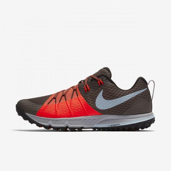Nike Air Zoom Wildhorse 4 Laufschuhe Herren Grau R...