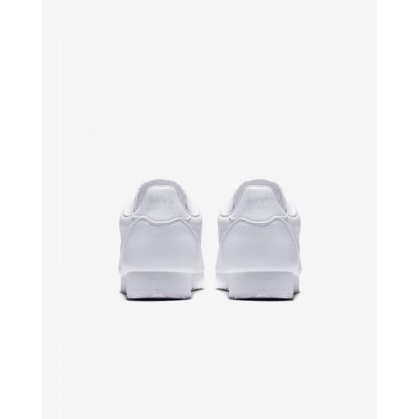 Nike Classic Cortez Freizeitschuhe Herren Weiß 200-64748