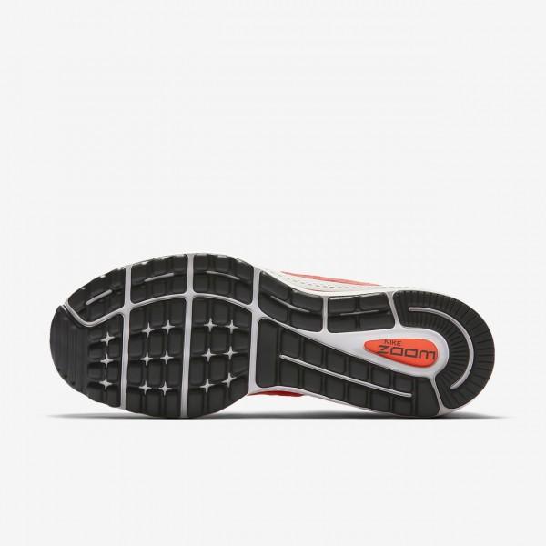 Nike Air Zoom Vomero 13 Laufschuhe Herren Tiefes Weinrot Rot Grau Rot 382-93301