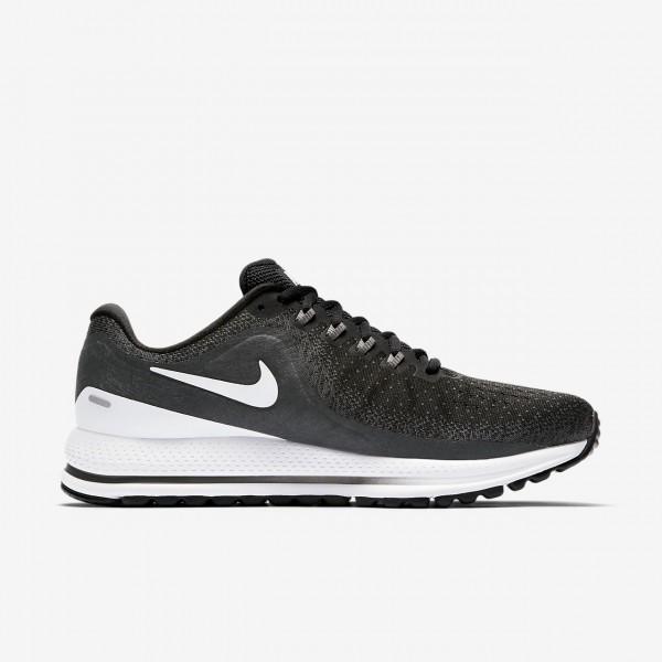 Nike Air Zoom Vomero 13 Laufschuhe Herren Schwarz Weiß 837-80922