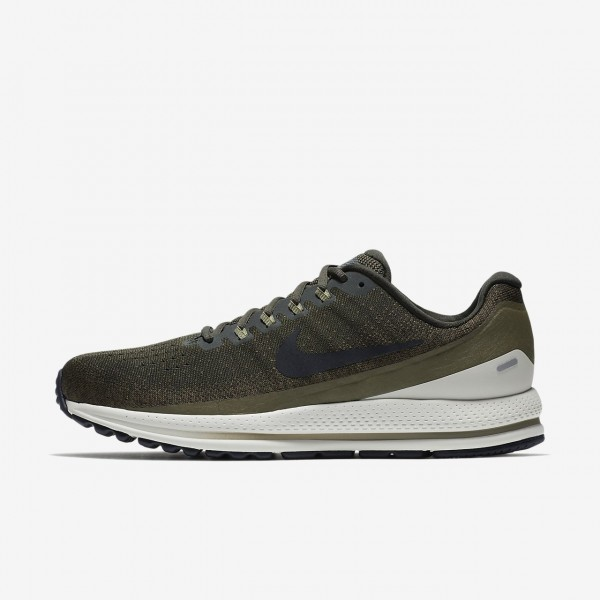 Nike Air Zoom Vomero 13 Laufschuhe Herren Olive We...