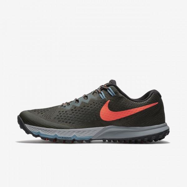 Nike Air Zoom Terra Kiger 4 Laufschuhe Herren Schw...
