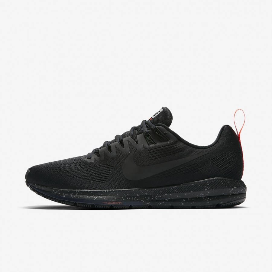 autumn shoes new arrivals website for discount Nike Air Zoom Structure 21 Shield Laufschuhe Herren Schwarz ...