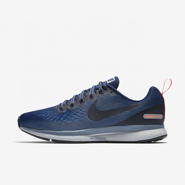 Nike Air Zoom Pegasus 34 Shield Laufschuhe Herren ...