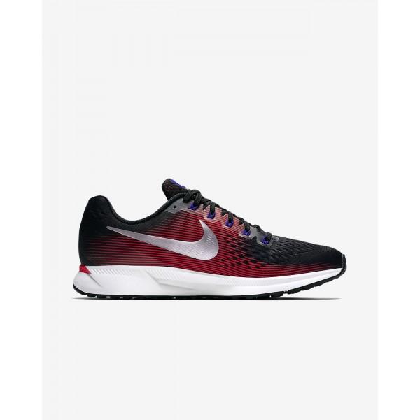 Nike Air Zoom Pegasus 34 Laufschuhe Herren Schwarz...