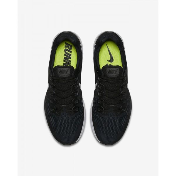 Nike Air Zoom Pegasus 34 Laufschuhe Herren Schwarz Dunkelgrau Weiß 874-94375