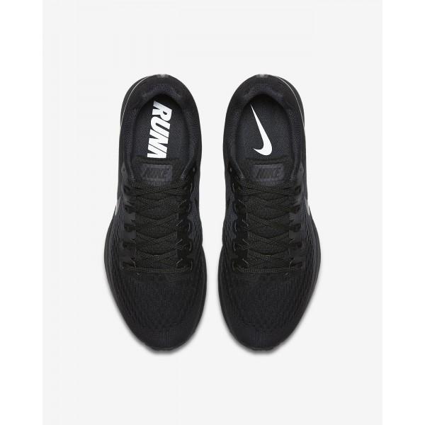 Nike Air Zoom Pegasus 34 Laufschuhe Herren Schwarz Dunkelgrau 591-84493