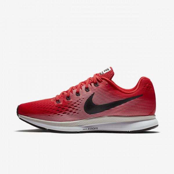Nike Air Zoom Pegasus 34 Laufschuhe Herren Rot Gra...
