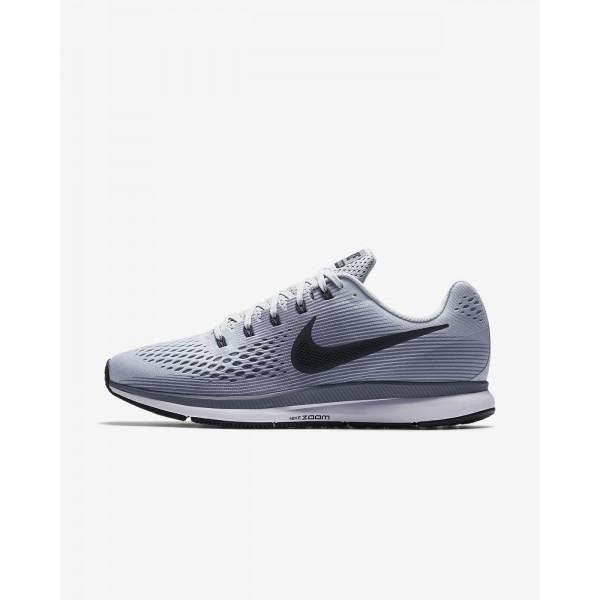 Nike Air Zoom Pegasus 34 Laufschuhe Herren Platin ...