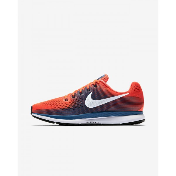 Nike Air Zoom Pegasus 34 Laufschuhe Herren Orange ...