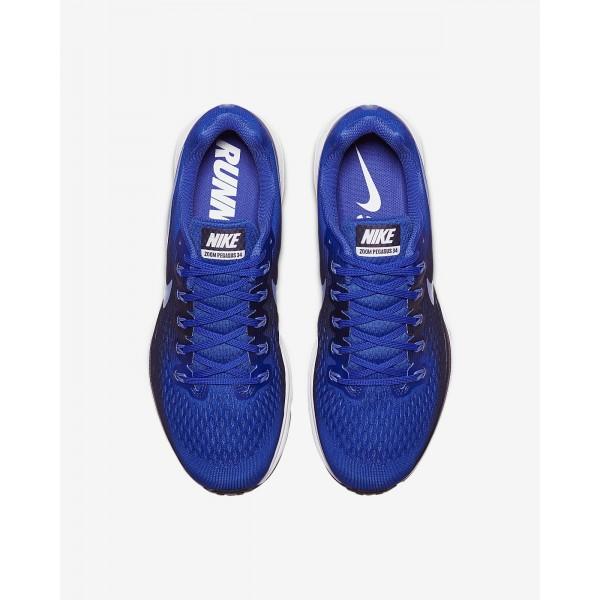 Nike Air Zoom Pegasus 34 Laufschuhe Herren Königsblau Obsidian 972-16470