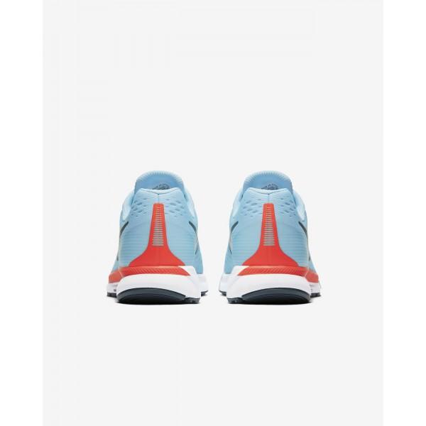 Nike Air Zoom Pegasus 34 Laufschuhe Herren Blau Rot Weiß 202-71817