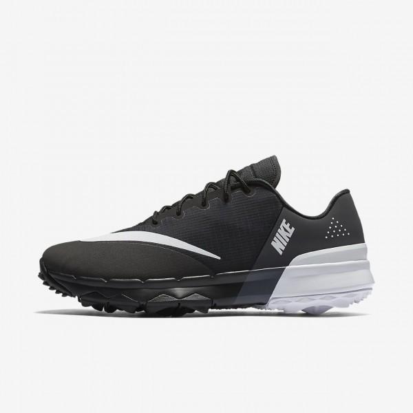 Nike Fi Flex Golfschuhe Damen Schwarz Weiß 426-61...