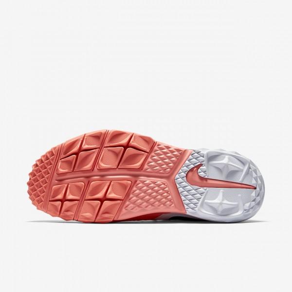 Nike Fi Flex Golfschuhe Damen Rosa Weiß Schwarz 900-97743