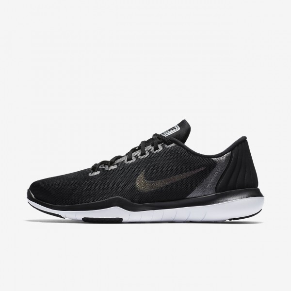 Nike Flex Supreme Tr 5 Metallic Trainingsschuhe Da...