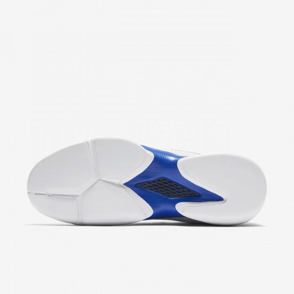 Nike Court Air Zoom Ultra Carpet Tennisschuhe Damen Weiß Blau 961-99873