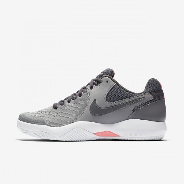Nike Court Air Zoom Resistance Tennisschuhe Damen ...