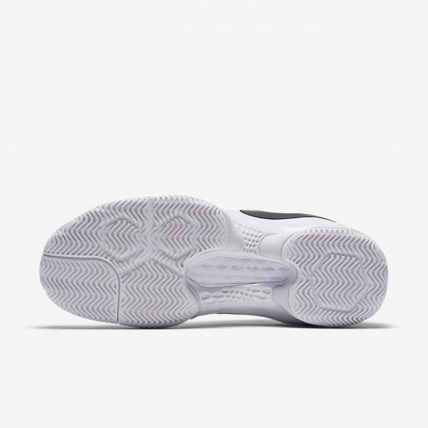 Nike Court Air Zoom Ultra Rct Tennisschuhe Damen Blau Weiß Metallic Dunkelgrau 157-91262