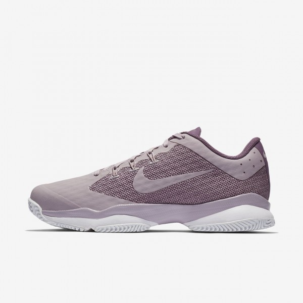 Nike Court Air Zoom Ultra Hard Court Tennisschuhe Damen Rosa Lila Weiß 636-51595