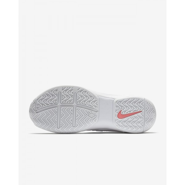 Nike Court Air Vapor Advantage Tennisschuhe Damen Grau Rosa Weiß 978-79319